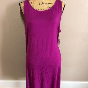 Gap Luxe Sleeveless Dress Women's Size XXL